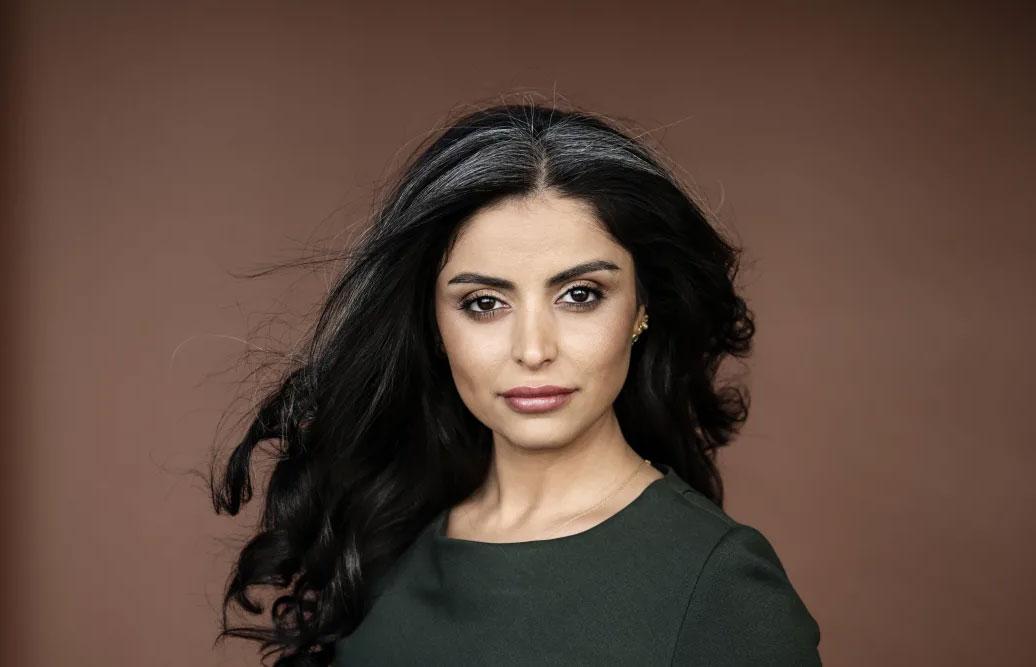 Sara Omar med ny roman